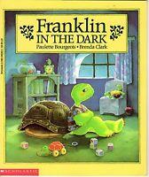 1987 Franklin in the Dark by Paulette Bourgeois & Brenda Clark