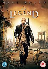 I Am Legend DVD As New & Sealed Will Smith, Salli Richardson, Dash Mihok, Alice