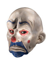 Il adulto Joker Batman DC CAVALIERE OSCURO CLOWN FUMETTI Head Mask Fancy Dress miliardi