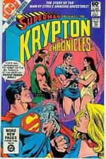 (Superman Presents The) Krypton Chronicles # 3 (of 4) (Curt Swan) (USA, 1981)