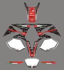 Yamaha DT 50 2010 - adesivi/adhesives/stickers/decal
