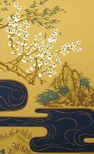 "Marcia Mancheski ""Landscape II"" Hand Signed & Numbered Serigraph asian style art"