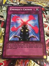 Orica Cosplay card Empress's Crown custom card! common