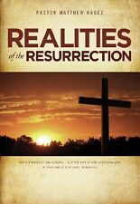 Realities of the Resurrection - 3 Dvds - Matthew Hagee - Sale !
