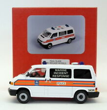 Fire Brigade Models 1/48 Scale - POL4 VW Transporter London Marine Incident