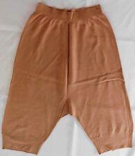 Vintage long woolly knickers Smedley's Jay c 1930s OS UNUSED ladies underwear