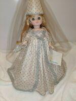 """Madame Alexander 14"""" Fairy Godmother Doll # 1550 Vintage 1965"""