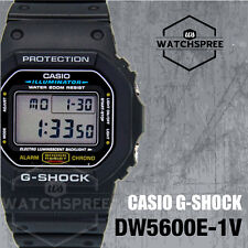 Casio G-Shock Classic Series Watch DW5600E-1V FAST & FREE*
