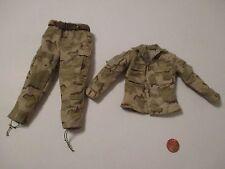 1/6 FLAGSET US Navy Seals Seal Sniper Action Figure Uniform camo BDU FS073004