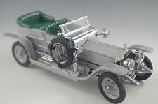Franklin Mint 1907 Rolls Royce The Silver Ghost 1:24 Scale No Box
