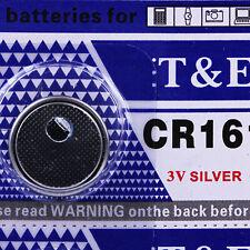15 Batteries 3V CR1616 DL1616 ECR1616 3 Volt Li Li-on Button Coin Cell Battery