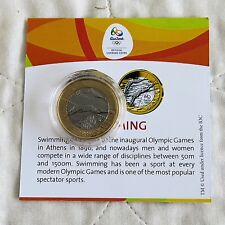 Le Brésil Rio Jeux Olympiques 2014 Universel swimminig 1 Real-COA