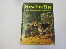 Acceptable - RIN TIN TIN AND THE HIDDEN TREASURE. - Charles Spain Verral 1958-01