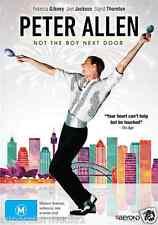 Peter Allen - Not The Boy Next Door : NEW DVD