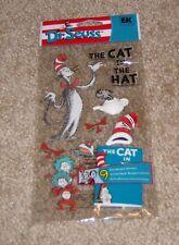 Disney EK Success Jolee's Dimensional Sticker ~ Dr. Seuss Cat in the Hat