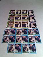 *****Russ Morman*****  Lot of 60 cards.....8 DIFFERENT