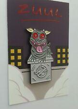 Ghostbusters 1984 Baby ZUUL terror dog retro Enamel pin