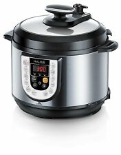 Hot-Pot Electric Digital Pressure Cooker 6 litre 12-in-1 Multi function RRP£99