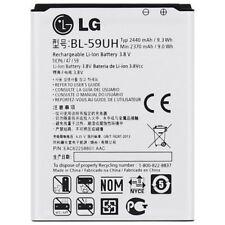 LG Batteria originale BL-59UH per G2 MINI F70 2440mAh Pila Ricambio Nuova Bulk