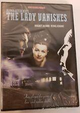 The Lady Vanishes DVD Margaret Lockwood Brand New SEALED HITCHCOCK