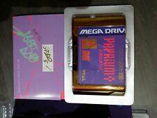 Paprium - GOLDEN CARTRIDGE - Sega Mega Drive / Genesis - #5 - MEGA RARE RETRO