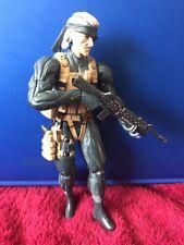 Mcfarlane Metal Gear Solid Solid Snake (Old Snake) 7 Inch Figure