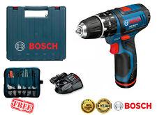 BOSCH GSB10.8-2-Li 10.8V 2Ah Li-Ion Cordless Impact Drill Driver Carrying Case