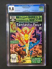 Fantastic Four #239 CGC 9.8 (1982) - 1st app of Aunt Petunia
