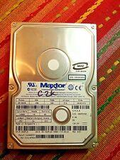 """Maxtor Internal Hard Drive Model 98196H8, 80GB, 5400RPM, 3.5"""""""