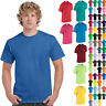 Gildan Men's Heavy Cotton T-Shirt (Pack of 5) Bulk Lot Solid Blank 5000 NEW