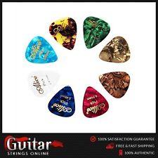 8 x Alice Premium Celluloid Guitar Picks/Plectrums Mixed Gauges