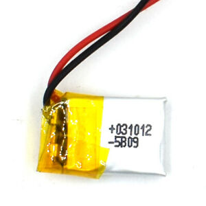 10Pcs 40mAh Li-Polymer 3.7V 301012 Rechargeable Battery Li-ion For Mp3 GPS Navi