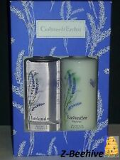 Crabtree Evelyn LAVENDER Body Lotion Bath & Shower Gel Duo Set 8.5 oz. Each NIB