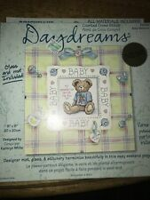 Dimensions Daydreams Cross Stitch Kit Baby Welcome 72934 Teddy Bear