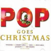 Pop Goes Christmas - Various Artists (2004 CD Album)