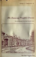 GEORGE CARRINGTON THE IMMENSE COMPLEX DRAMA WORLD AND ART OF THE HOWELLS NOVEL