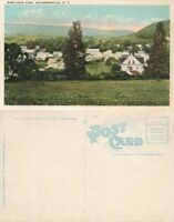 JEFFERSONVILLE N.Y. ANTIQUE POSTCARD