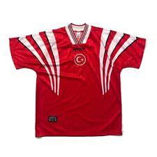 🔥Vintage Turkey 1996/97 Home Football Shirt Original Adidas - Size XL🔥