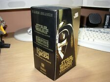 Star Wars Original Trilogy VHS Box Set Special Edition  Greek subs edition RARE