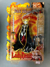 2001 ART ASYLUM CHAOS DIAMOND SELECT DARK ALLIANCE SERIES 2 LADY DEATH FIGURE