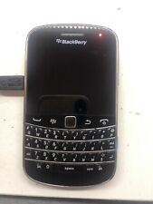 BlackBerry Bold Touch 9900 5MP 8GB Smartphone - Black faulty