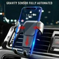 Universal Rotate Car Mount Holder Stand Air Vent Cradle For Mobile Cell Phone #1