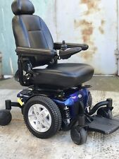 PRIDE JAZZY 600 ES 4MPH MWD ELECTRIC MOBILITY POWERCHAIR WHEELCHAIR SCOOTER 2018