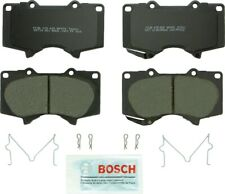 For Toyota Cressida Pickup Tacoma RWD 2WD Bosch Front Disc Brake Pad Set New