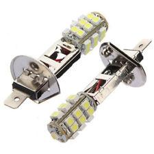 2pcs H1 LED 25-SMD Canbus Hyper White 7500k Headlight High Beam Head Light Newly