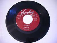 Dee Clark Raindrops / Nobody But You 45rpm VG++