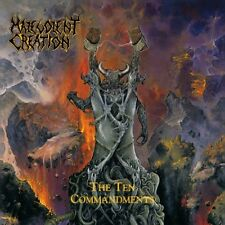 MALEVOLENT CREATION - THE TEN COMMANDMENTS   VINYL LP NEU