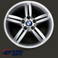 "BMW 1 Series 1 E81 E87 Rear Alloy Wheel Rim 18"" 8,5J M double Spoke 208 7839305"