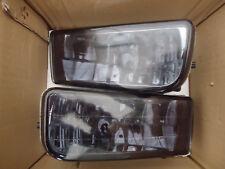BMW E36 Nebelscheinwerfer Design 1213488 Klarglas schwarz