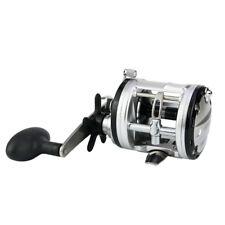 12+1BB Fishing Reel Casting Boat Wheel Drum Trolling 5.6:1 Aluminum Alloy Spool